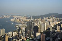 hong kong city (Greg Rohan) Tags: highrise buildings concretejungle urbanjungle skyline skyscraper hongkongcity city cityscape hongkong lugardroad photography 2017 d7200 tower building