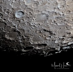 Tycho & Clavius (manuel.huss) Tags: moon crater detail tycho clavius terminator surface sharp shadow light astronomy astrophotography telescope geology xenogeology science space universe universetoday