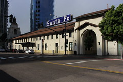 Santa Fe Depot (joseph a) Tags: trainstation unionstation santafe santaferailroad atchesontopekasantafe missionrevival spanishrevival sandiego california
