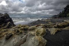 beach hdr (SILBECL) Tags: beach seashore olympicnationalpark washington absolutelystunningscapes