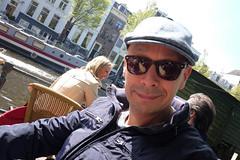 DSCF2248.jpg (amsfrank) Tags: candid amsterdam rivierenbuurt prinsengracht marcella cafe bar marcellas terras sun people tourists
