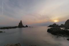 Las Sirenas (juanmerkader) Tags: almería andalucía andalusia arrecifedelassirenas marinas mediterraneo nikond750 photovida picture seascape sunset cabodegata mar moon nikon pic picofftheday sea