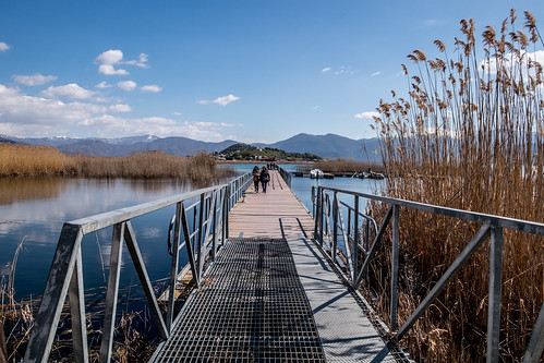 Greece, Small Prespa Lake