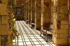 Out on the terrace (radargeek) Tags: sulphur oklahoma ok architecture chickasaw