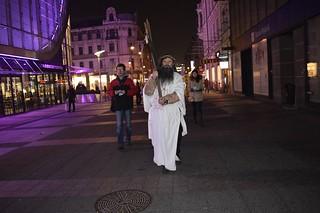 08.03.2016 – włączyliśmy się w ewangelizacyjną Drogę Krzyżową ulicami Katowic Wspólnoty Dobrego Paste