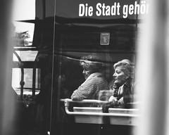 die stadt gehört... (simon.obereder) Tags: vienna wien austria österreich city town bus bw blackandwhite street streetphotography schwarzweis monochrom monochrome nikon nikond7200 women ladies frauen damen contemplation europa europe capitol