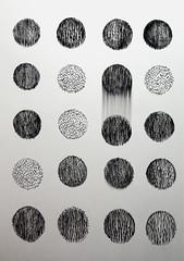 cholerae II (Kaja Utkowska) Tags: drawing rysunek circles raster dynamic statetic cirle composi art bw