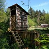 #outhouse #compostingtoilet #humanure #compost #gogreen #reducereuserecycle #cedarshingles #farm (Heath & the B.L.T. boys) Tags: instagram outhouse farm gogreen compost repurpose wood ladder steps permaculture cedar