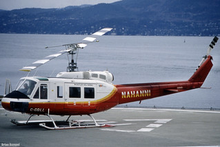 Nahanni Helicopters Bell 205 C-GQLL