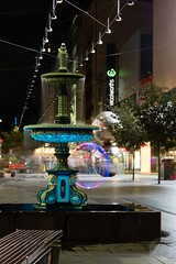 P4270444 (Nicole Tilbrook) Tags: adelaide night rundle mall light painting