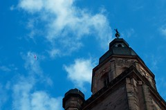 Parapente (Humberto Alonzo Romero) Tags: alemania germany deutschland halonzoromero heidelberg sky parapente paragliding gleitschirmfliegen