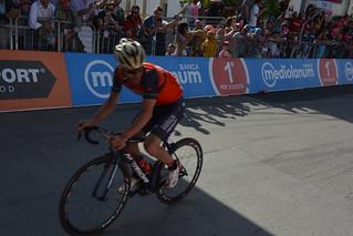 Giro100 a Peschici