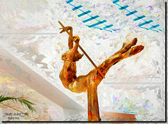 DANCING WITH A RING_1 (jawadn_99) Tags: explore statue bronze excellence dancer interrestingness scout beauty ring robe
