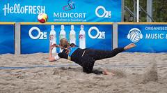 45130824 (roel.ubels) Tags: beach beachvolleybal beachvolleyball volleybal volleyball arnhem eredivisie sport topsport 2017