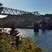Bridge of the Gods Crossing the Columbia River