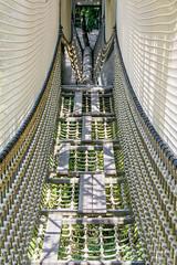 Plankendeal-122.jpg (Deen Alex) Tags: bridgs rope depth view maze knot net