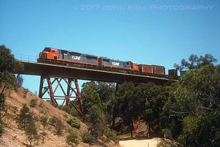 C503-X48 Ironbark Gorge Bridge (1993)