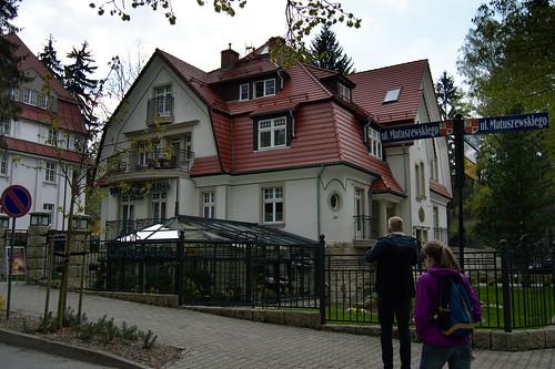 Villa Alina in Polanica-Zdrój