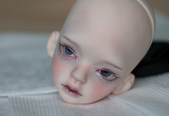 IMG_1826 (greenwolfy) Tags: bjd faceup faceupcommission makeup dim laia