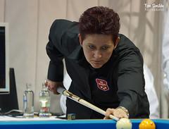 Mirjam Pruim-Emmens - The Netherlands (Ton Smilde) Tags: mirjampruimemmens biljarten billiardplayers billiards threecushion billiard 2017worldchampionshipladies biljartenzoersel billiardsworldchampionshipladies