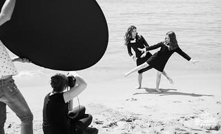 Shooting des actrices de Jeannette l'enfance de Jeanne d'Arc