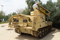 MIM-72 Chaparral (270862) Tags: israeli air force museum mim72 chaparral idf tank hatzerim airbase