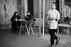 Young Waiter (toletoletole (www.levold.de/photosphere)) Tags: fujixt2 marokko zagora sw bw morocco