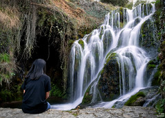 Naturaleza hipnótica (galavardo) Tags: olympus omd em10mkii lumix1232mm cascada tobera burgos castillayleón españa spain