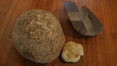 My Impressions of The Noguchi Museum NYC # 61 (catchesthelight) Tags: noguchi thenoguchimuseumnyc stone sculptures