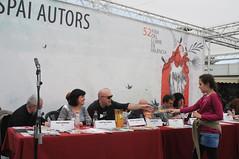 Taula de signatures il·lustrades 30/04/2017
