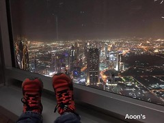 Top of the Burj Khalifa (Aoon Mujtaba) Tags: traveller traveldiaries travelblogs travelling travels travel travelphotographer lifegoals bucketlist worldtour burjkhalifa asia middleeast dubai mydubai