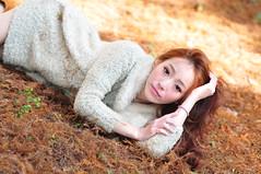 Lili0058 (Mike (JPG直出~ 這就是我的忍道XD)) Tags: lili 台灣大學 d300 model beauty 外拍 portrait 2014