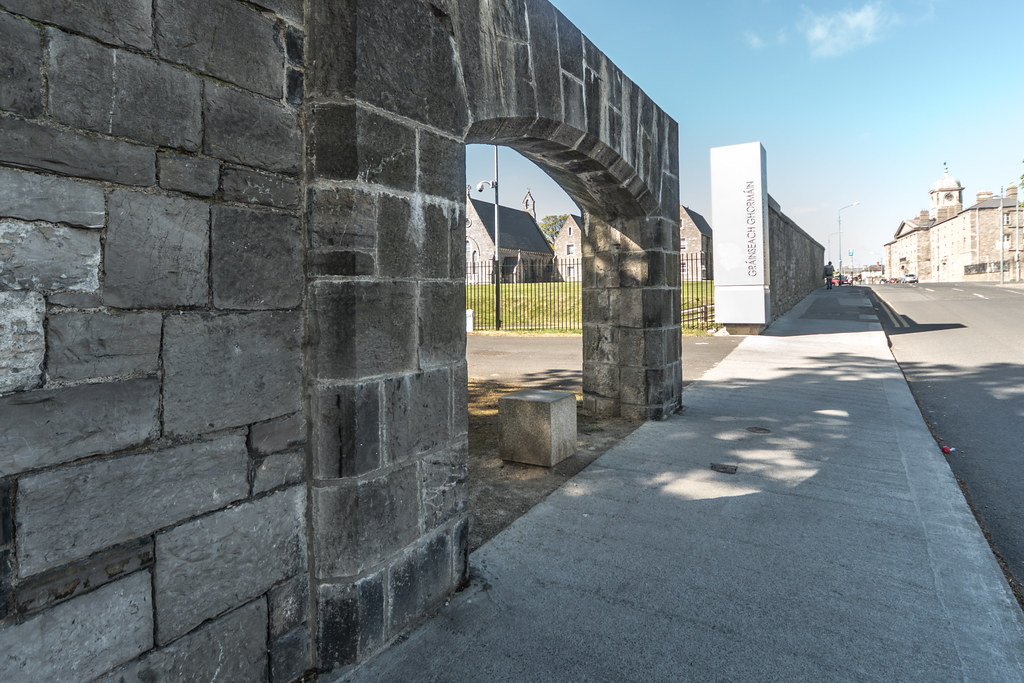 MY VISIT TO GRANGEGORMAN TO SEE WHAT PROGRESS HAS BEEN MADE [8 MAY 2017]-127971