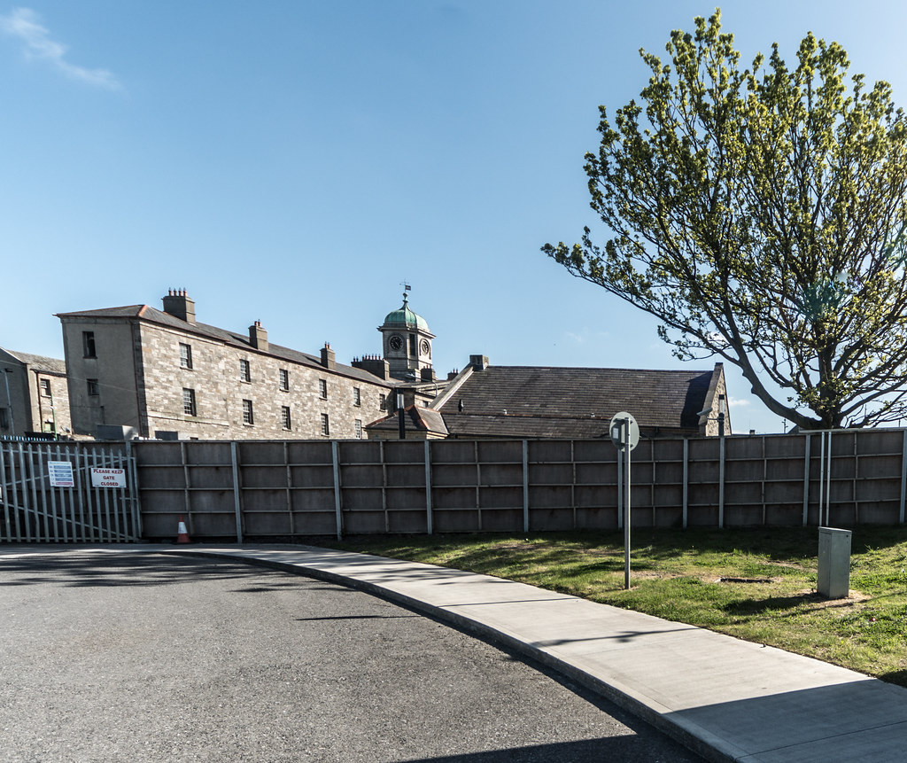 MY VISIT TO GRANGEGORMAN TO SEE WHAT PROGRESS HAS BEEN MADE [8 MAY 2017]-127982