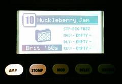 Huckleberry_Jam (shortscale) Tags: guitar amp fender mustang huckleberryjam vox brit60s preset