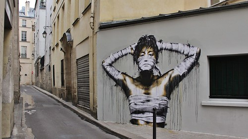 Flickriver: Most interesting photos from Street Art in Paris pool