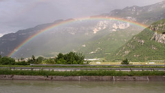 Rainbow (ab.130722jvkz) Tags: italy veneto valleys meteorologicalevent venetianprealps