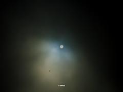 Watching from Above (GMPdS) Tags: eye olho sky ceu heavy clouds nuvens pesadas black preto blue azul white branco light luz dark escuro sun sol through atraves céu gmpds sony dscw610 w610 watching from above olhando de cima observando gabriel moreno
