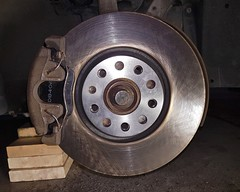 Brakes (Whistler Whatever) Tags: calipers brake disc c5 repair rotor audi a6 diy pads maintenance