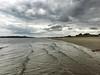 Clouds over Velvet Strand (Rona's whereabouts) Tags: portmarnock ireland dublin velvetstrand beach thesam swim surf seaocean trip horizon cloud sky weather changeable walk wade dog
