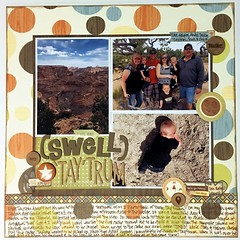 LOAD12 This One (Swell) 'Tay'trum (girl231t) Tags: 2017 load load12 load517 paper scrapbook layout 12x12layout