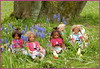 Die Minis ... (Kindergartenkinder) Tags: kindergartenkinder park annette himstedt dolls grugapark essen gruga frühling ostern gruppenfoto personen baum leleti reki doppelleleti lillemore puki