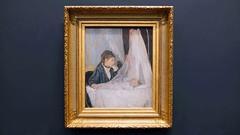 Morisot, The Cradle