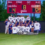 WKHS Var Softball Lower State Championship vs. Wando 5.12.17 (NM)