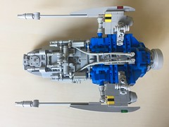 LL701 (nctmrn) Tags: neoclassicspace lego classic moc space neo