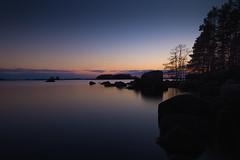After sunset (Jyrki Salmi) Tags: jyrki salmi mussalo kotka finland evening sea sunset outdoor serene