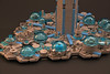 Hive City (lisqr) Tags: lego moc nexogon nexo night shield sci fi city hive hexagon