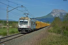 253 (firedmanager) Tags: renfe railtransport renfemercancías bombardier bombardiertraxx bombardiertransportation 253 tren train trena ferrocarril freighttrain
