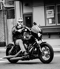 Harley Davidson Rider (charlie_guttendorf) Tags: guttendorf harleydavidson miltonpa nikon nikon18200mm nikond7000 harley motorcycle