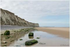 Escalles strand (HP025709) (Hetwie) Tags: capblancnez coast frankrijk capgrisnez france cotedopale kust zee strand opaalkust sea escalles cap hautsdefrance fr
